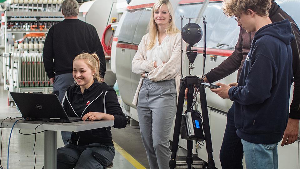 360 Grad VR Video Produktion