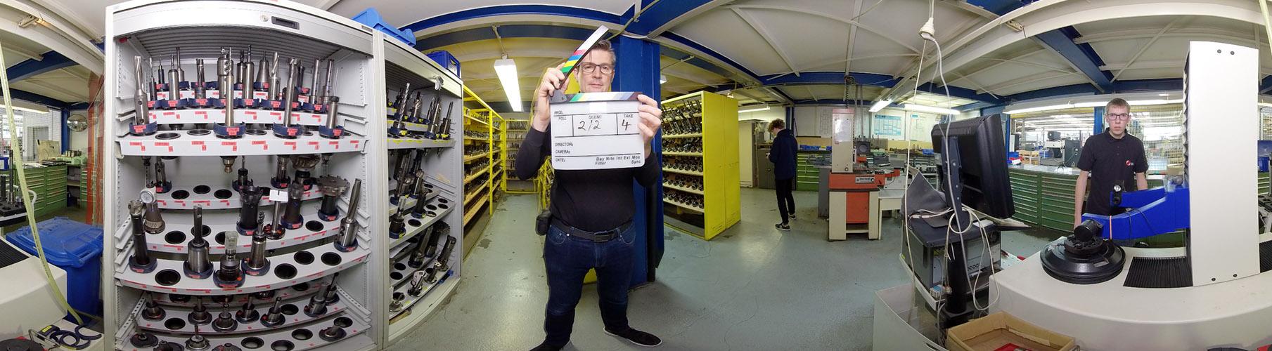 360° VR Film Produktion Minden